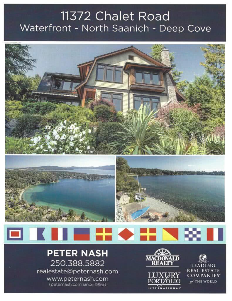 Brochure 11372 Chalet Rd, Deep Cove
