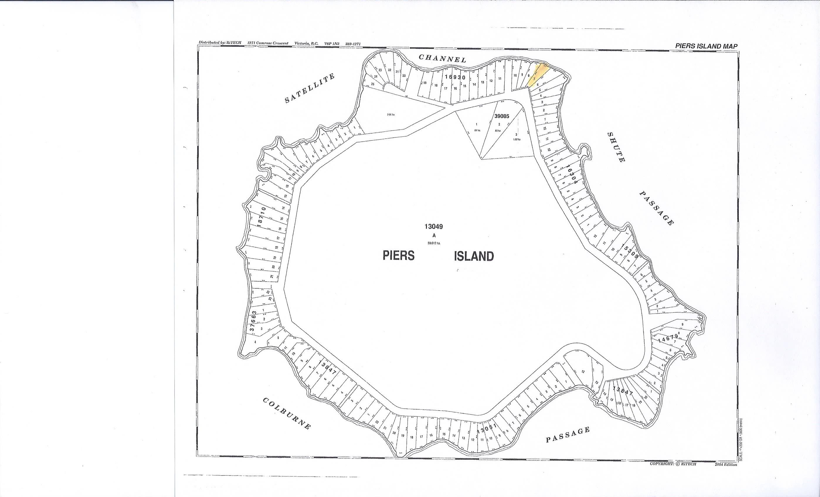 Piers Island