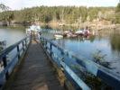 Retreat Cove CRD Public Dock - Access Through Private Property