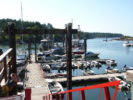Whaler Bay Public Dock South Galiano Island