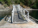 Dock Ramp To 94 McKenzie Cres., Piers Island