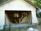 Garage-Workshop 94 McKenzie Cres Incomplete