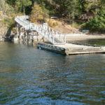 Dock 35' @ 94 McKenzie Cres Piers Island