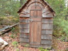 Storage Shed-Not an Outhouse