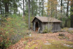 Hunter Island, Shawnigan Lake Wood Shed