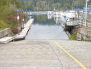 Cowichan Lake Marina Launching Ramp