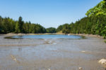 Easy Access to Cufra Inlet (Tidal), Thetis Island
