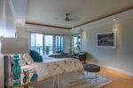 Master Bedroom w/Folding Doors to Deck