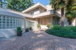Entrance~California Style Home-Victoria BC