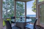Breakfast Area with Ocean Views