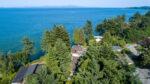 Aerial Looking East~1120 Totem Lane, Saanich. peternash.ca