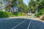 Tennis/Sports Court~1120 Totem Lane. PeterNash.com
