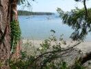 View Preedy Harbour. Thetis Island