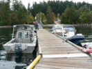 Swartz Bay CRD Dock